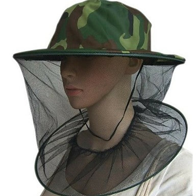 Men's / Women's Hunting Hat Breathable, Anti-Insect, Anti-Mosquito Camping / Hiking / Camo / Camouflage