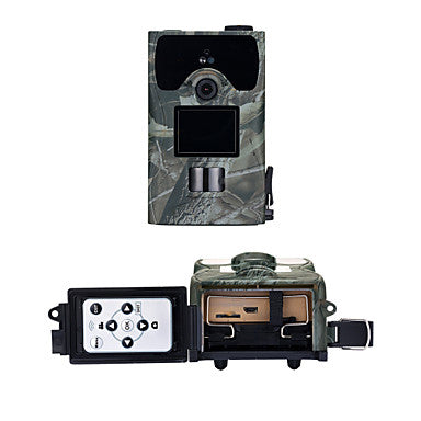 ZOSI Trail Game Camera 16MP 1080P Waterproof Motion Activated Hunting Camera for Wildlife Monitoring with 65 Night Vision