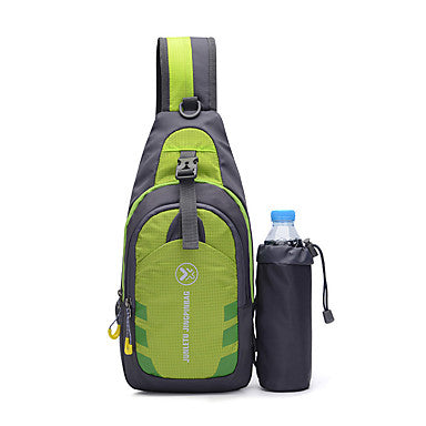 Hiking Sling Backpack 20 L - Lightweight Fast Dry Breathability Outdoor Fishing Hiking Camping Nylon Red Green Blue