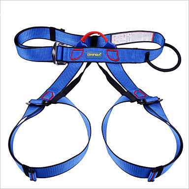 Climbing Protection seat belt Synthetic Climbing Rock Climbing Orange Blue Gray / Red