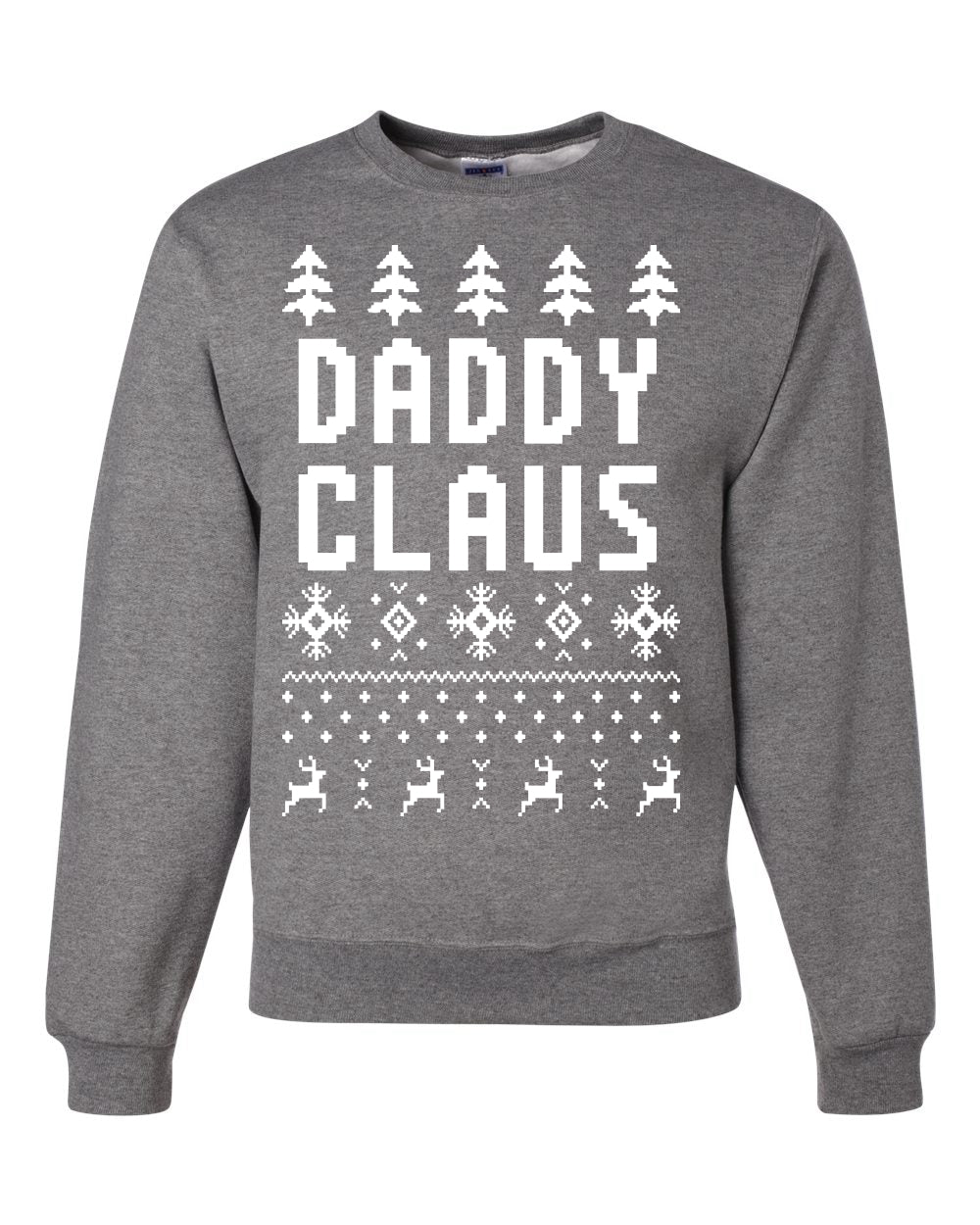 Daddy Claus Unisex Crewneck Graphic Sweatshirt