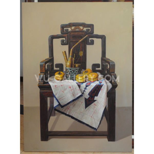 Still life oil painting t012m