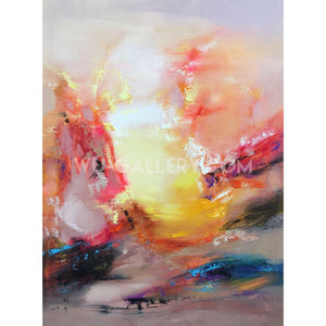 Landscape abstract 413m