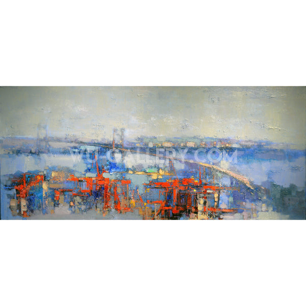 Impression of the city 537