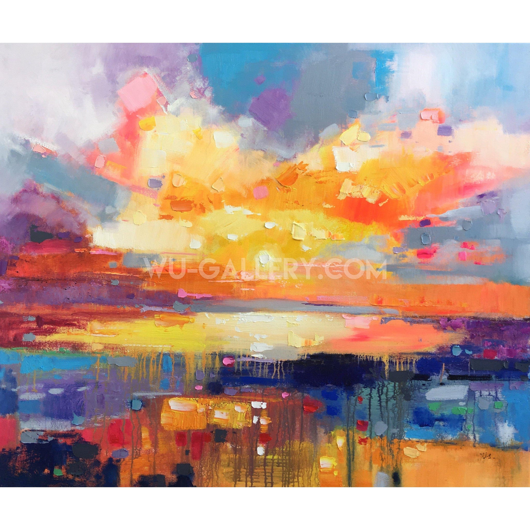 Colorful sky 553