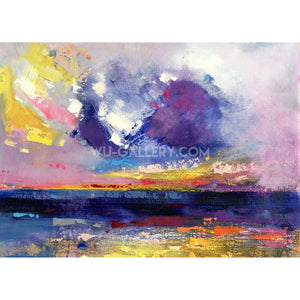 Colorful sky 618