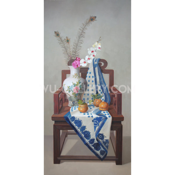 Still life oil painting t003m