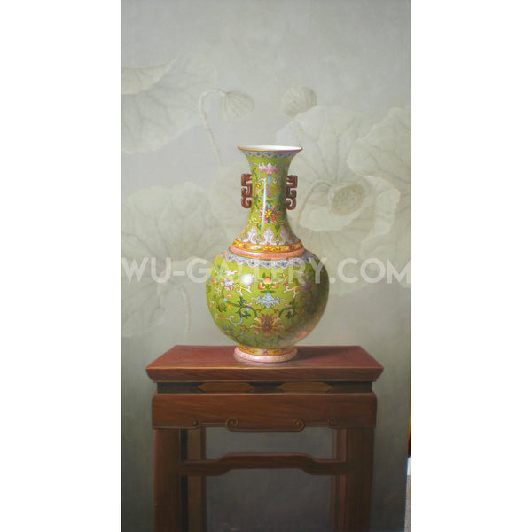 Still life oil painting t004m