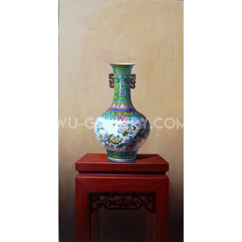 Still life oil painting t005m