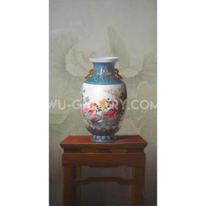 Still life oil painting t007m