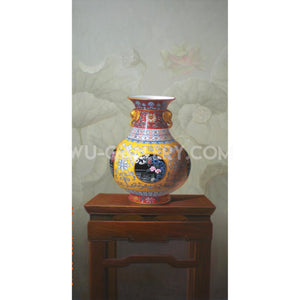 Still life oil painting t008m