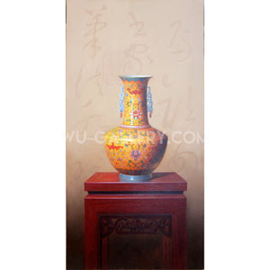 Still life oil painting t010m