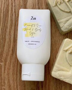Coconut and Lime Hand & Body Lotion