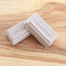 Load image into Gallery viewer, Organic Lavender Goats Milk Soap