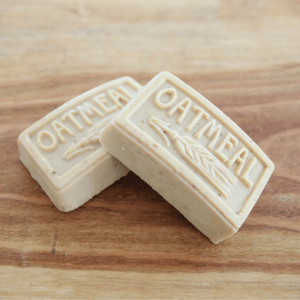 Organic Oatmeal & Honey Goats Milk Soap