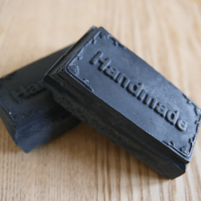 Organic Activated Charcoal Soap