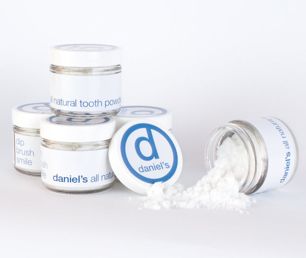 All-natural tooth powder 1