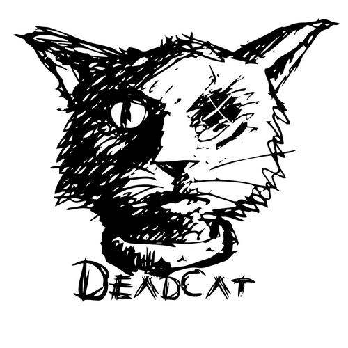 DeadCat Bumper Sticker