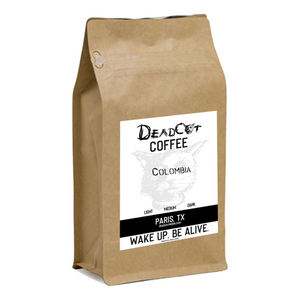 DeadCat Coffee - Captain Colombia