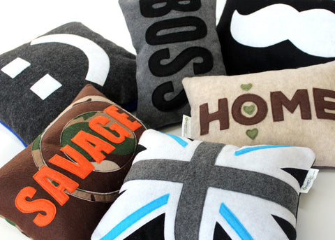 Sushi Style Pillows