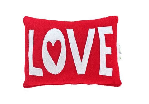 Sushi Street LOVE Eco-Pillow