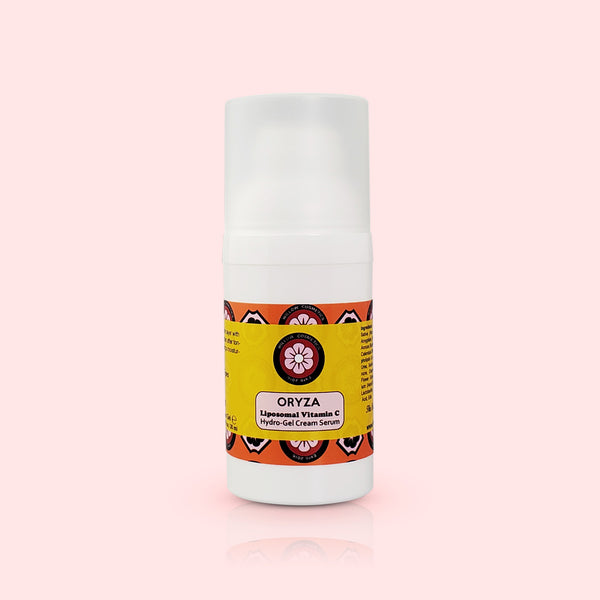 Oryza Liposomal Vitamin C Hydro-Gel Cream Serum