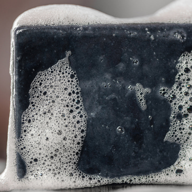 3-Pack Charcoal Soap