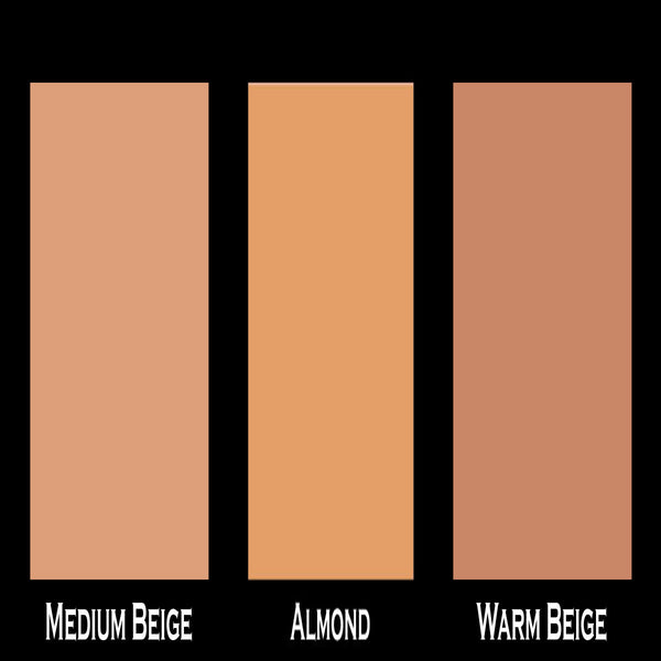 Warm Tone Complexion Mineral Dropper Foundation Sample Pack