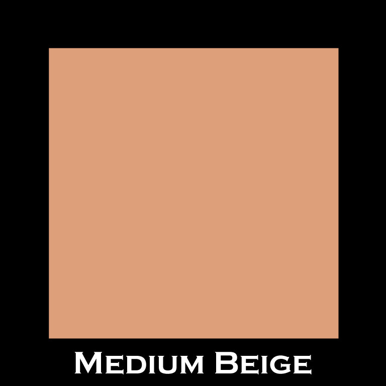 Medium Beige Mineral Dropper Demi-Matte Foundation