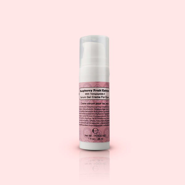 Raspberry Fruit Extract Gel Creme Serum