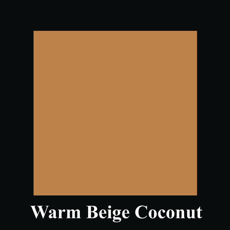 Warm Beige Coconut Mineral Powder Foundation