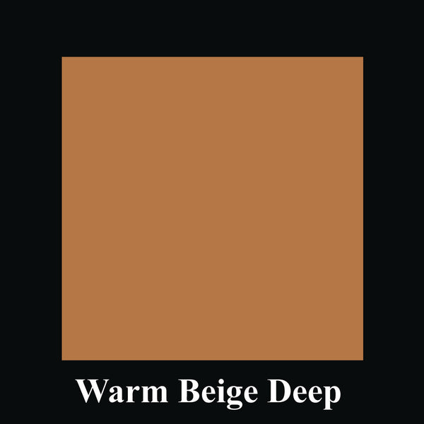Warm Beige Deep Mineral Powder Foundation