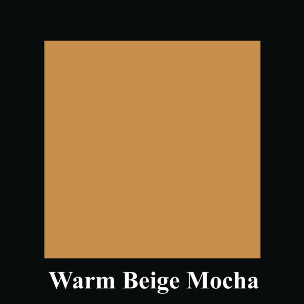 Warm Beige Mocha Mineral Powder Foundation