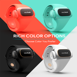 Wearbuds by Aipower: True Wireless HiFi Earbuds Charged on Your Wrist - Myaipower