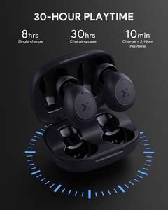 KSOUND K05 True Wireless Titanium Drivers Rich Bass Earbuds - Myaipower