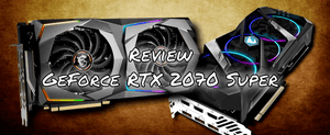 Nvidia GeForce RTX 2070 Super review