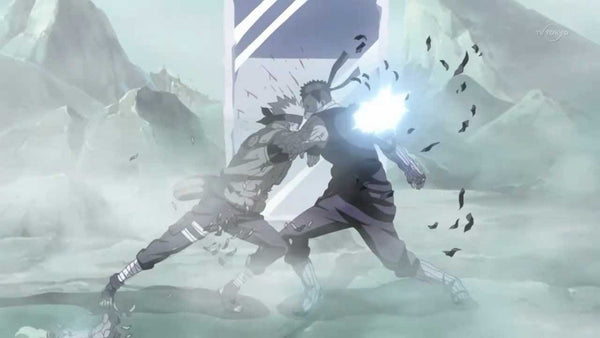 Team 7 vs. Zabuza & Haku