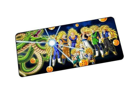 Tapis de souris Dragon Ball Z SSJ3