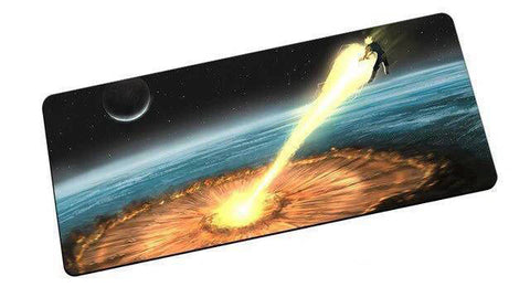 Tapis de souris Dragon Ball Z Final Flash