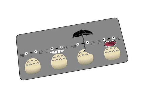 Tapis de souris Totoro emotions
