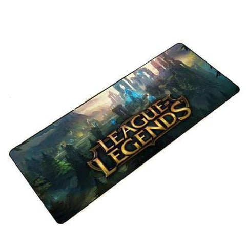Tapis de souris league of legend XXL