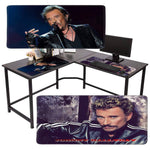 Tapis de souris Johnny Hallyday XXL