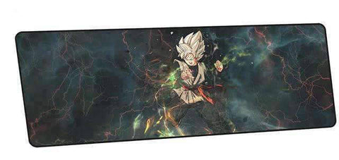 Tapis de souris dragon ball black goku