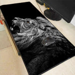 Tapis de souris Lion Animal
