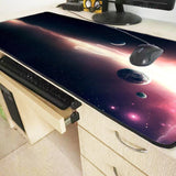 Tapis de souris Purple Space