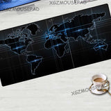 Tapis de souris Map HD