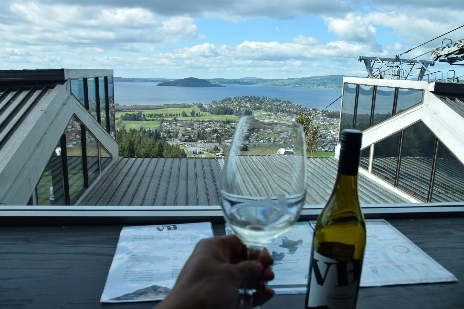 Travelogue:  Touring New Zealand Wineries