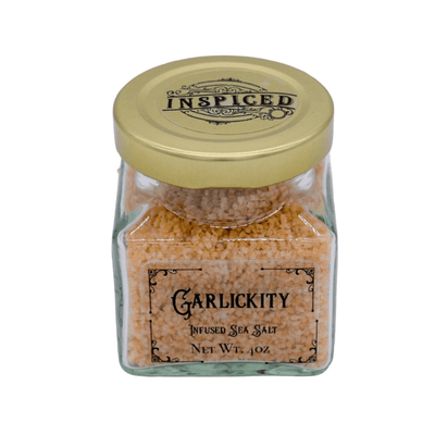 Garlickity Infused Sea Salt - Inspiced.com
