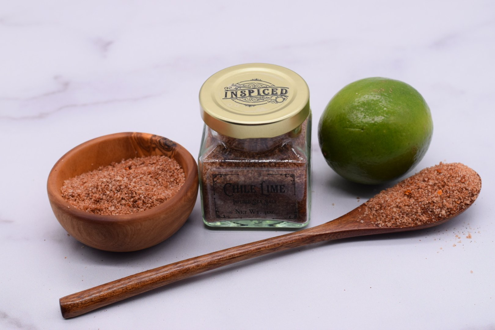 Chile Lime Salt Blend - Inspiced.com