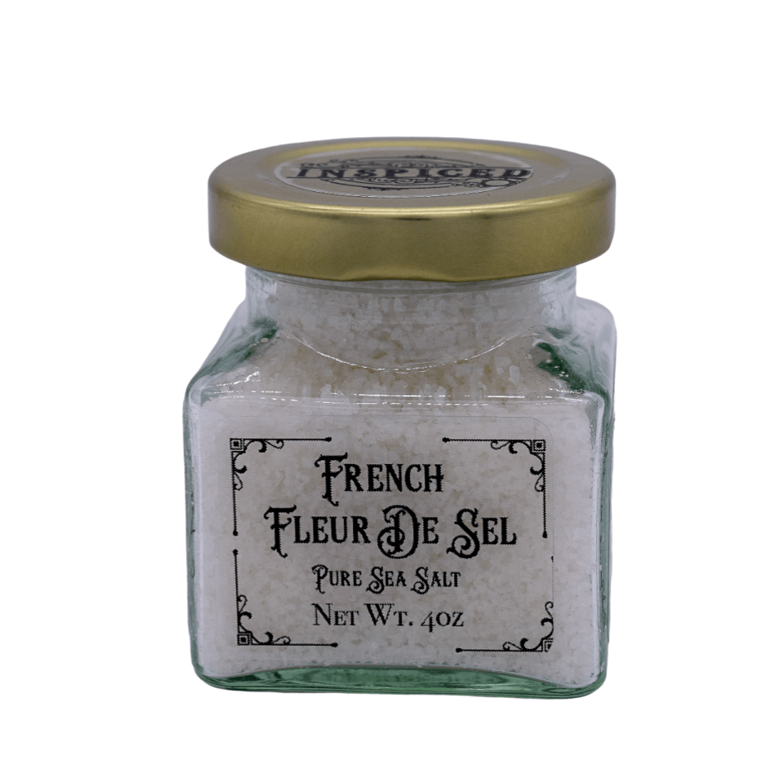 French Fleur De Sel Sea Salt - Inspiced.com